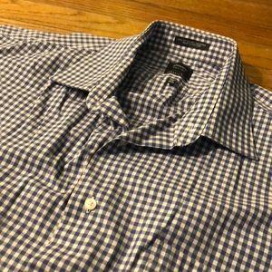 Arrow Gingham Men's Dress Shirt